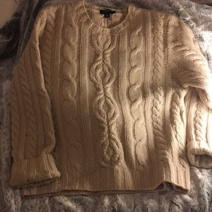 Lambs Wool J. Crew Sweater